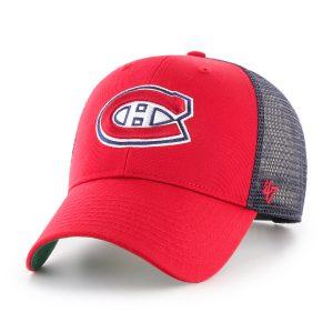 obrázok produktu ŠILTOVKA NHL MONTREAL CANADIENS ´47 BRAND MVP BRANSON