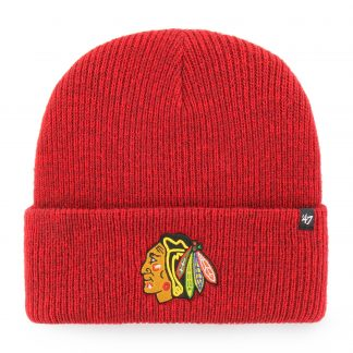 obrázok produktu ČIAPKA NHL CHICAGO BLACKHAWKS '47 BRAIN FREEZE CUFF KNIT