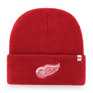 obrázok produktu ČIAPKA NHL DETROIT RED WINGS '47 BRAIN FREEZE CUFF KNIT