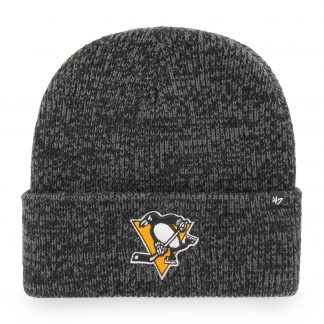 obrázok produktu ČIAPKA NHL PITTSBURGH PENGUINS '47 BRAIN FREEZE CUFF KNIT