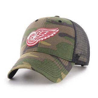obrázok produktu šiltovka nhl detroit red wings camo