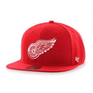 obrázok produktu šiltovka nhl detroit red wings no shot red