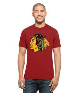obrázok produktu tričko nhl chicago blackhawks red