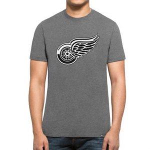 obrázok produktu tričko nhldetroit red wings grey