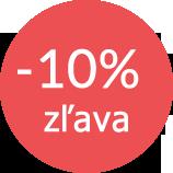 obrázok zľavy 10%