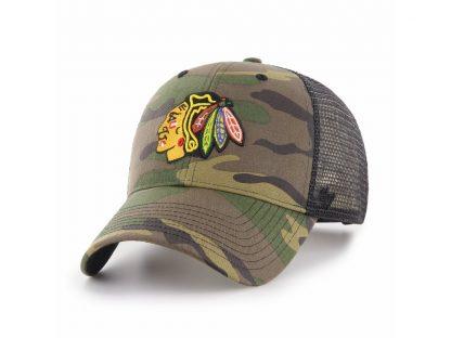 obrázok produktu ŠILTOVKA NHL CHICAGO BLACKHAWKS ´47 BRAND CAMO