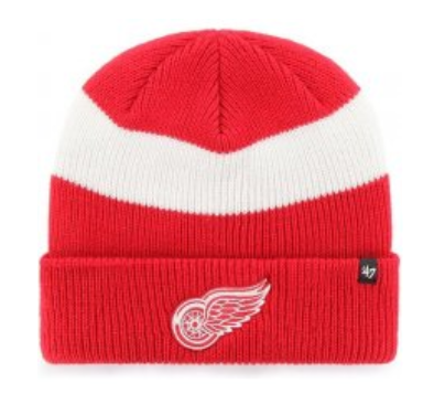 obrázok produktu ČIAPKA NHL DETROIT RED WINGS ´47 SHORT SIDE