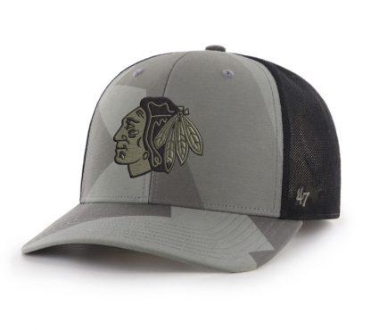 obrázok produktu ŠILTOVKA NHL CHICAGO BLACKHAWKS ´47 BRAND COUTERSHADE BRANSON
