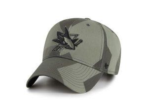 obrázok produktu ŠILTOVKA NHL SAN JOSE SHARKS ´47 BRAND COUNTERSHADE
