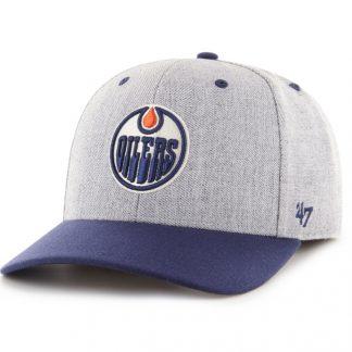 obrázok produktu ŠILTOVKA NHL EDMONTON OILERS ´47 BRAND MVP STORM CLOUD DP