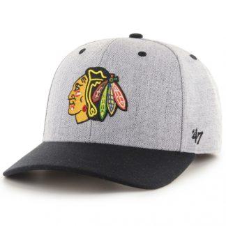 obrázok produktu ŠILTOVKA NHL CHICAGO BLACKHAWKS ´47 BRAND MVP STORM CLOUD DP