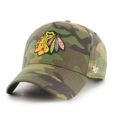 obrázok produktu ŠILTOVKA NHL CHICAGO BLACKHAWKS ´47 BRAND CAMO GROVE