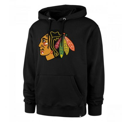 MIKINA NHL CHICAGO BLACKHAWKS ´47 BRAND HELIX IMPRINT